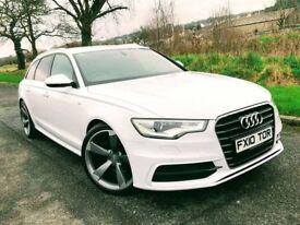 2012 Audi A6 2.0 Tdi S-Line Avant****FINANCE FROM £66 A WEEK****