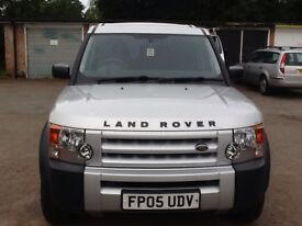 Landrover Discovery TDV6 2005 **ONLY DONE 75k MILES** £7995.00
