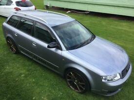 Audi A4 B6 avant 1.8t 190bhp 1600ono