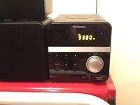 Polaroid cd/radio with USB