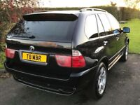 BMW X5 Sport Auto 3.0 petrol