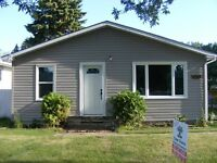 Cozy Camrose home for rent Nov 1