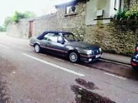 1988 Vauxhall Cavalier cabrio