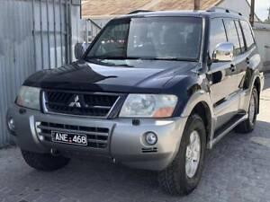 2003 Mitsubishi Pajero Exceed NP SUV