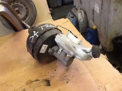 ford transit mk6 swb fwd 00-06 Bosch brake Servo And Master Cylinder 0204021844