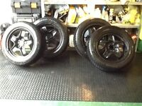 4 Vauxhall Steel Structure Wheels, 16 Inch, Size 205/55/R16, Came off a 14 Plate Xafira B