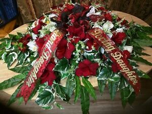Funeral wreaths and more