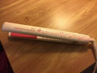 GHD Straighteners~ Pink&White Butterfly Pattern *LIMITED EDITION*