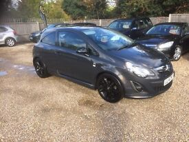 2014 [14] VAUXHALL CORSA 1.2 LIMITED EDITION 1 OWNER
