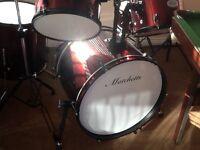 Matchetts 7Peice Drum Kit