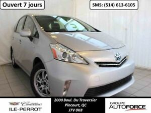 2014 TOYOTA PRIUS V 5DR HB, BACK UP CAM, BLUETOOTH