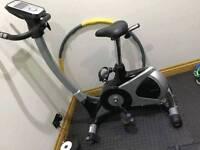 John Lewis EB3 upright exercise bike