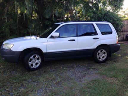 2006 Subaru Forester Wagon Airlie Beach Whitsundays Area Preview