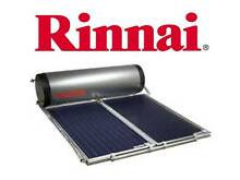 Rinnai Solar Hot Water : Supplied and Installed Perth Region Preview