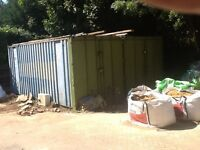20ft shipping container £950