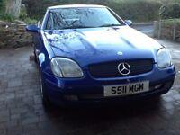 Mercedes SLK 230 1998