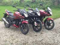 Honda Cbf 125 bought and sold