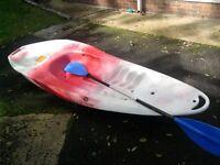 Sea Kayak barely used