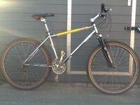 Sunn comp Mens hardtail mountain bike