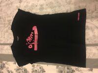 converse t-shirt size 8-10