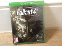 BRAND NEW And SEALED FALLOUT 4 Xbox one £10