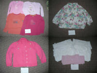 Bundle of 17 clothes for girl 4-5years/ 4-5 years. In very good, good and fair condition.