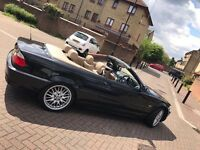 Bmw 318 convertible,2002,new roof