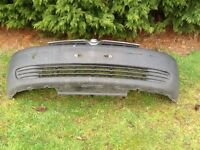 Vauxhall combo front bumper