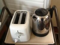Kettle and toaster not matching