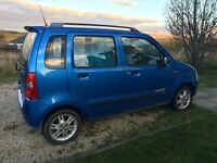 Looking for offers Full years MOT Suzuki Wagon R