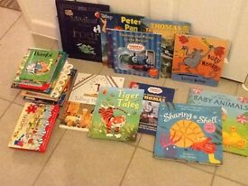 lots of Kids books. good condition