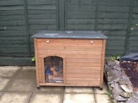 Dog kennel never used must be picked up can not deliver