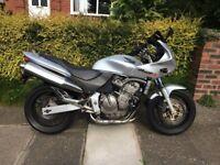 Honda CB600fs Hornet 2002