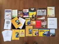 BECOME A DRIVING INSTRUCTOR - FOR SALE Driving Instructor Training Manuals and booklets -