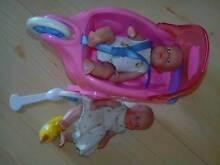 Baby Born Doll mini x 2 Ascot Belmont Area Preview