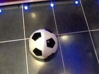 Football ceiling light shade with brand new pendant,ideal for kids bedroom,only £4 ,local delivery