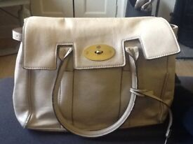 Mulberry Style Leather Bag