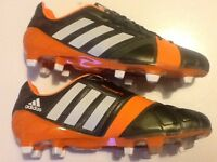 Adidas nitrocharge TRX 1.0 player issue football boots