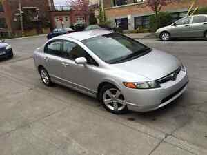 HONDA CIVIC 2008 **TOP CLEAN & NEGO**