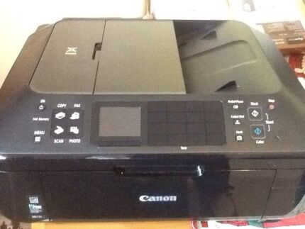 Canon multi function printer Deakin South Canberra Preview