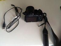 Nikon coolpix L320 slr camera as new