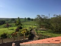 2 Bed Holiday Cottage Danby North Yorkshire Moors Sleeps 4+1 in travel cot. £65 to £105 per night