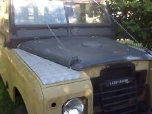 Land Rover series 3 LWB Mount Colah Hornsby Area Preview