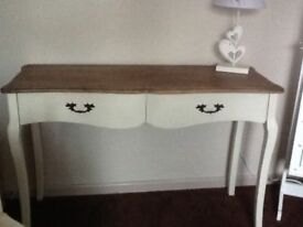 Beautiful shabbychic sideboard or dresser, will enhance any room.