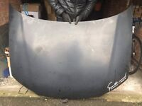 Selling audi a3 2002-2005 black hood bonnet cover