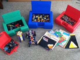 Large collection of k'nex - Bargain!!! Perfect for Christmas present.