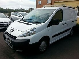 2008 Peugeot Expert 2.0Hdi 6 Speed Panel Van