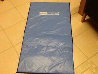 Blue Pro Fitness Mat