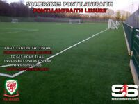 Ponllanfraith Soccersixes - Teams Needed