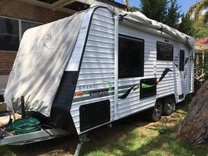 Family bunk van 2015 with everything AS NEW North Narrabeen Pittwater Area Preview